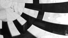 Part of the Jantar Mantar Observatory in Jaipur, India